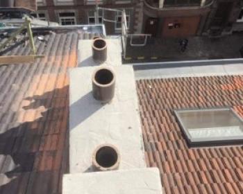 Réalisation d'une dalle de cheminée en béton à Verviers