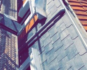 Pose toiture à Verviers